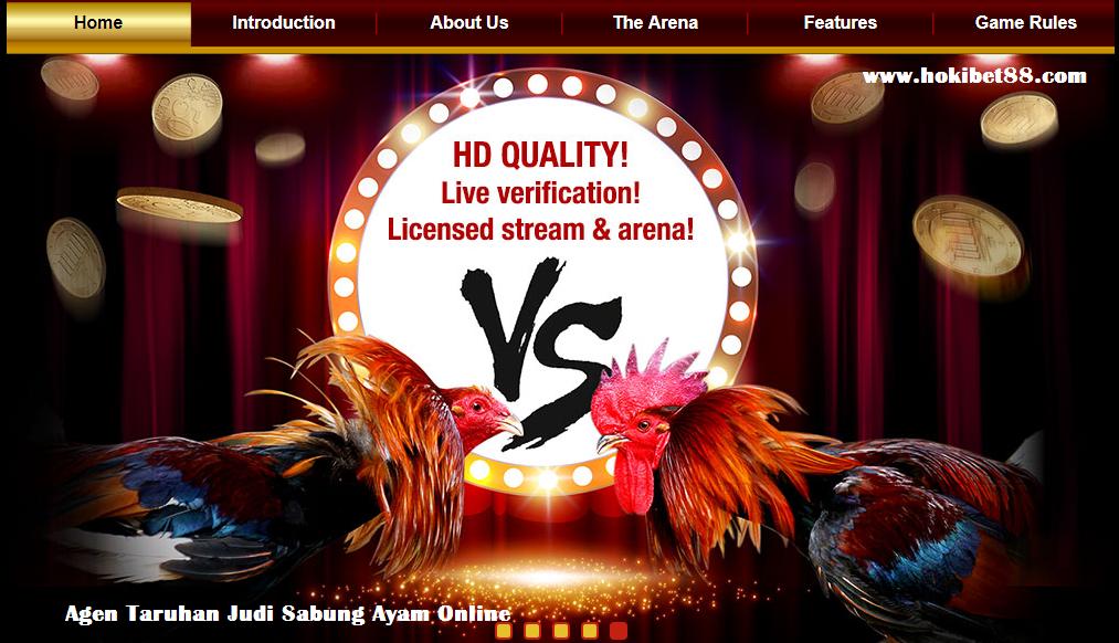 Agen Taruhan Sabung Ayam Online